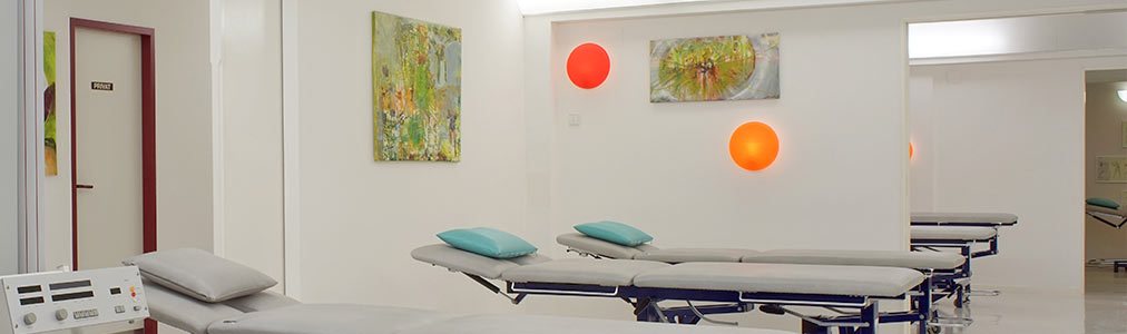 Physio Top REHA Zentrum Berlin - Impressum